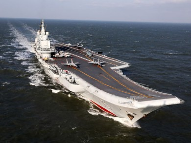 USA, India, China, Navy, Aircraft Carrier