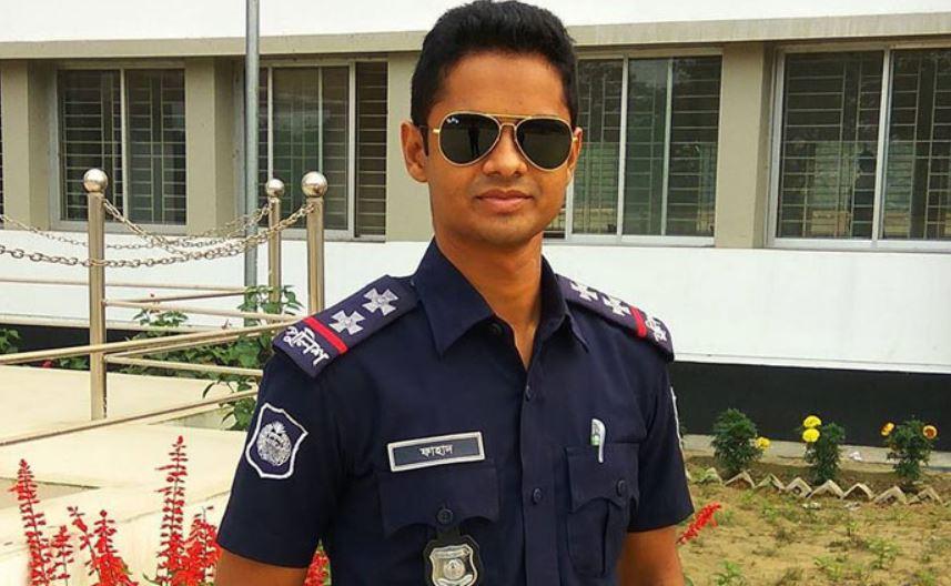 sarjent, trafic sarjent, fahad mohammad, bangladesh police