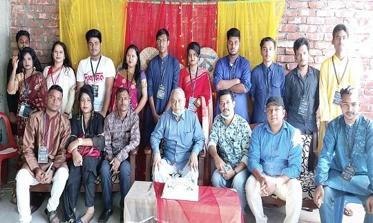 টাঙ্গাইলে স্বেচ্ছাসেবী তরুণদের সংগঠন দশমিক ফাউন্ডেশনে'র ১ম প্রতিষ্ঠাবার্ষিকী