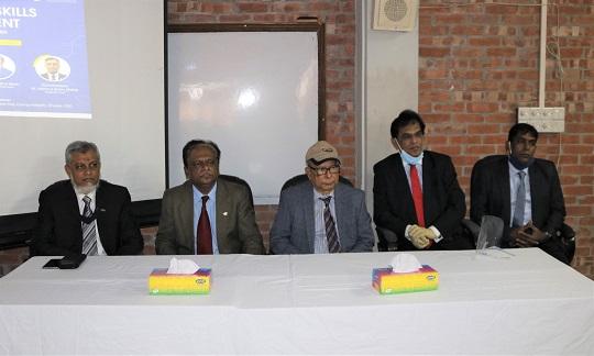 নর্দান ইউনিভার্সিটি বাংলাদেশ-এআইসিটি এন্ড সফটস্কিল ডেভেলোপমেন্ট ওয়ার্কশপ অনুষ্ঠিত