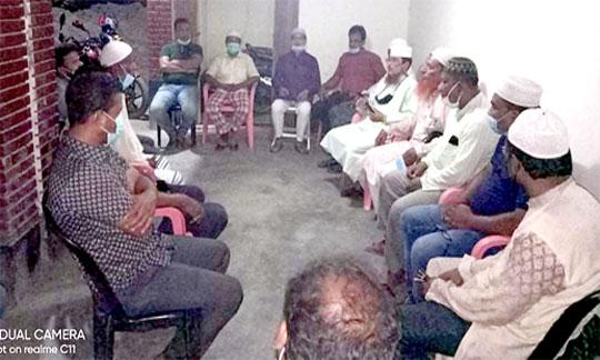খোকসায় বেগম জিয়ার সুস্থ্যতা ও রোগমুক্তি কামনা করে দোয়া মাহফিল
