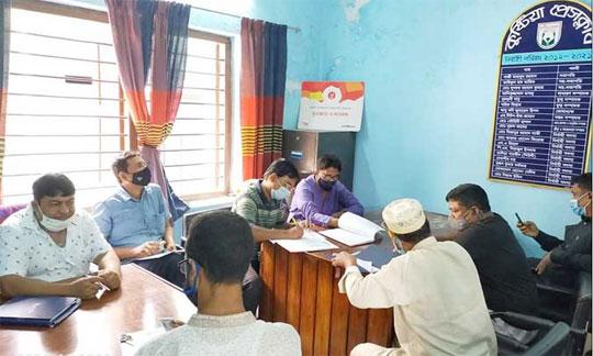 আহবায়ক গাজী মাহাবুব রহমান, সদস্য সচিব আনিসুজ্জামান ডাবলুঃকুষ্টিয়া প্রেসক্লাবের নির্বাহী পরিষদ বিলুপ্ত ঘোষণা, আহবায়ক কমিটি গঠন